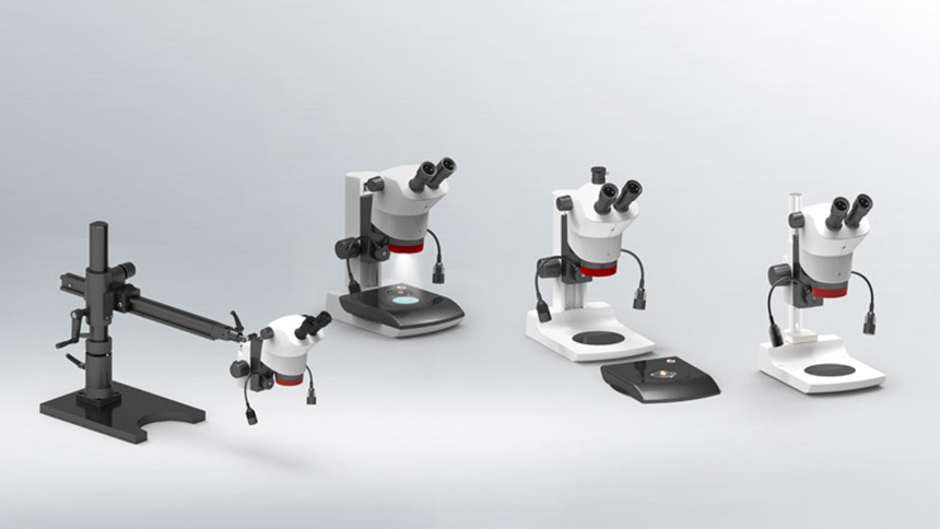 Labomed Luxeo 6Z Stereo Microscopes