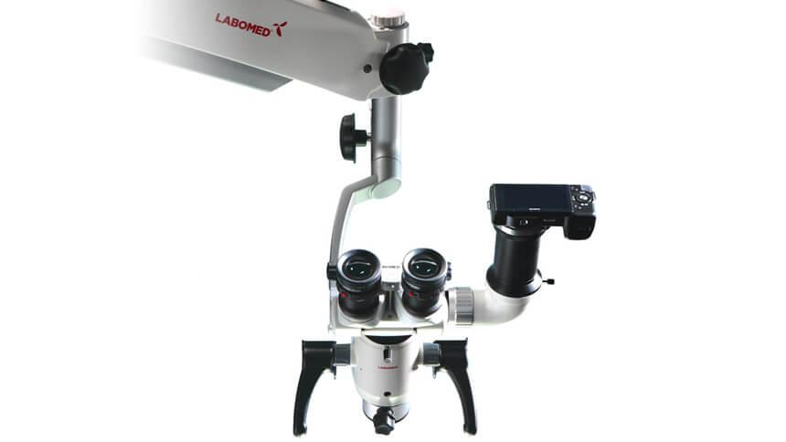 Labomed Prima Mµ Microscope Front