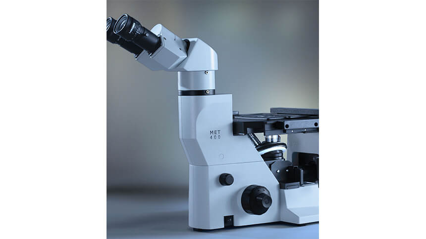 Labomed MET 400 Metallergical Microscope Side Shot