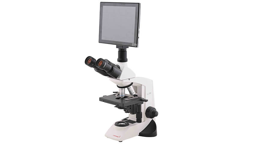 Labomed Lx300 Educational Microscope With Screen