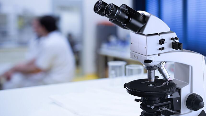Labomed Lx POL Polarizing Microscope Application