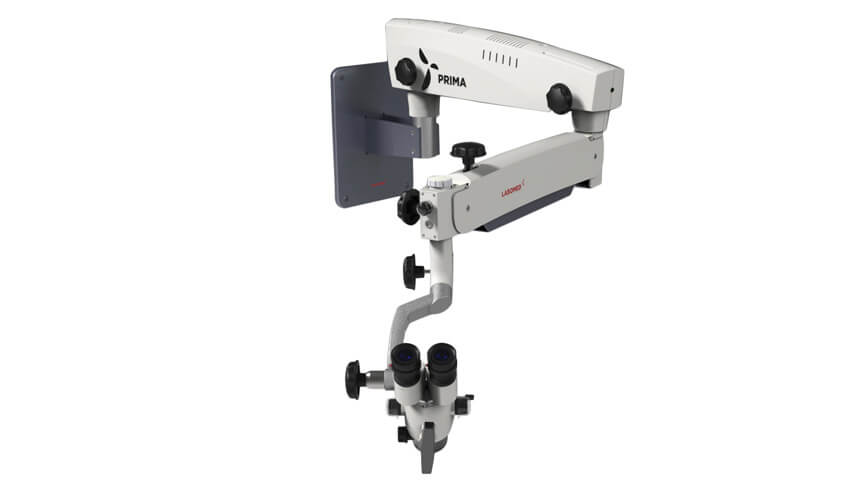 Labomed Prima ENT Microscope Wall Mount