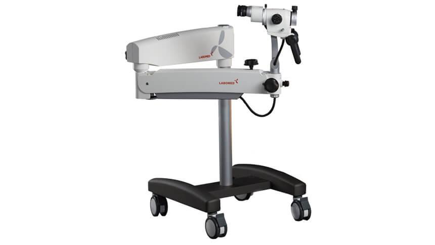 Labomed Prima GN Microscope Full Shot