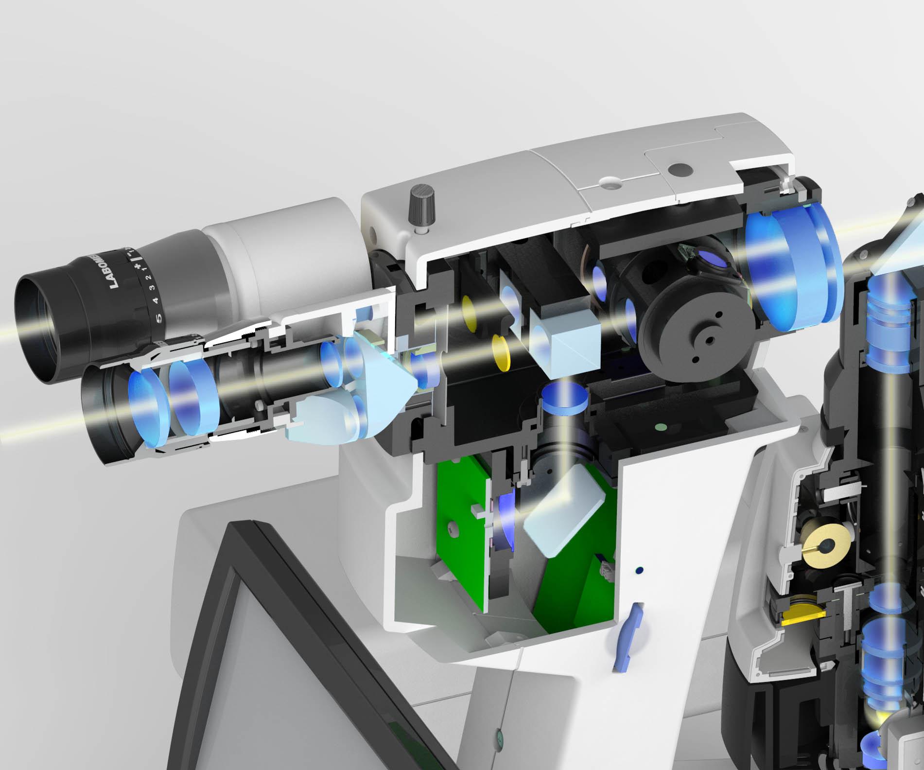 Microscopios avanzados para el cuidado de los ojos y para obtener mejores resultados