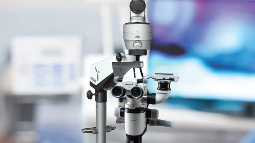 Usos de microscopios avanzados en odontología
