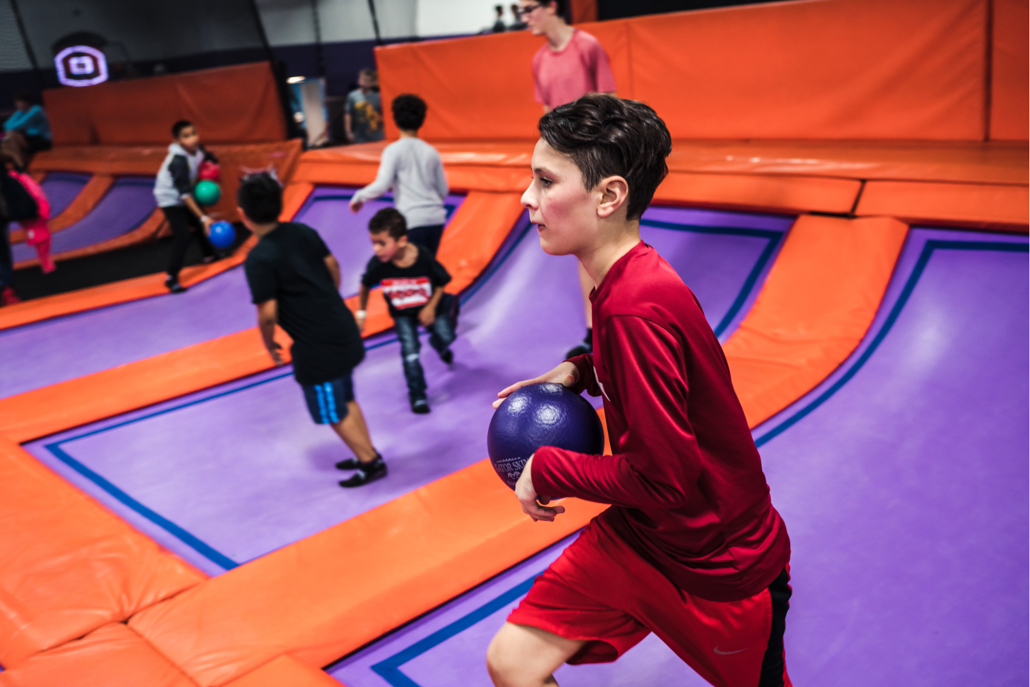 Altitude Trampoline Park: A Complete Indoor Adventure Place