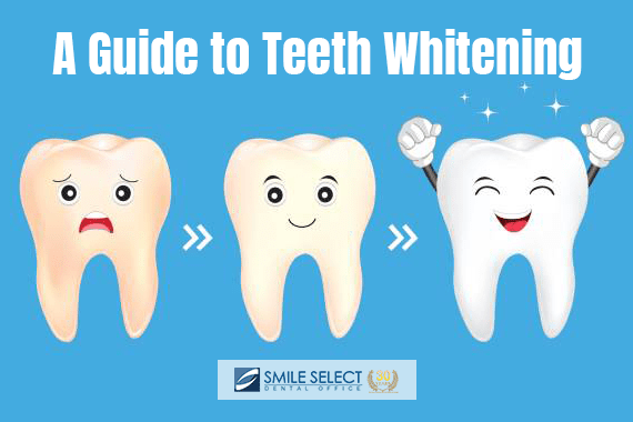 A Guide to Teeth Whitening
