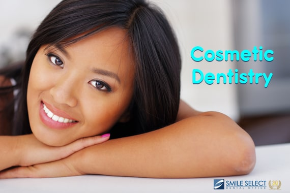 TYPES OF COSMETIC DENTISTRY...