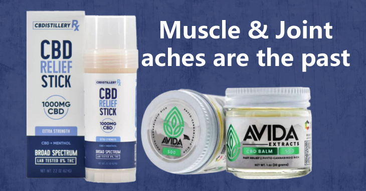 Ease Body Pains with Quality CBD Creams in Memphis TN