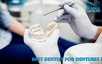 Unfold the Vital Information on Dentures with Rana Dentistry