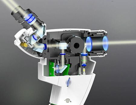 Powerful optics for OBGYNs & gynecologists: Delivering efficiency and power in a compact design