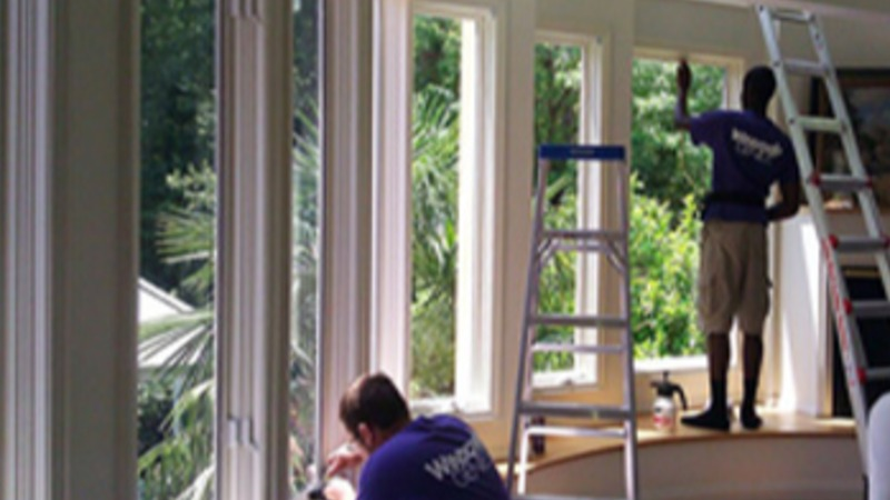 Window Genie -- All services are backed by our