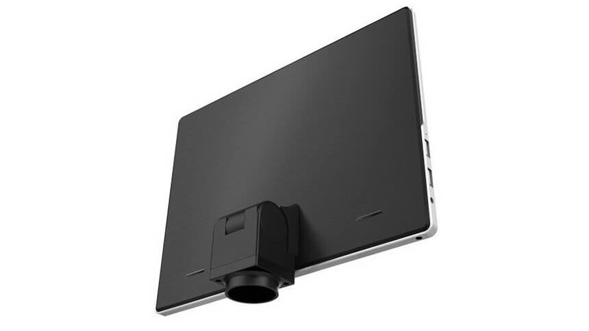 Labomed iVU Touch Screen Rear